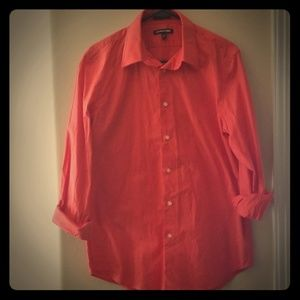 Express Modern Fit Dress shirt